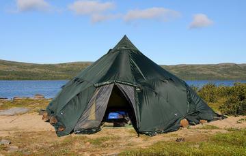 Norsk teltrevolusjon Design og arkitektur Artikler