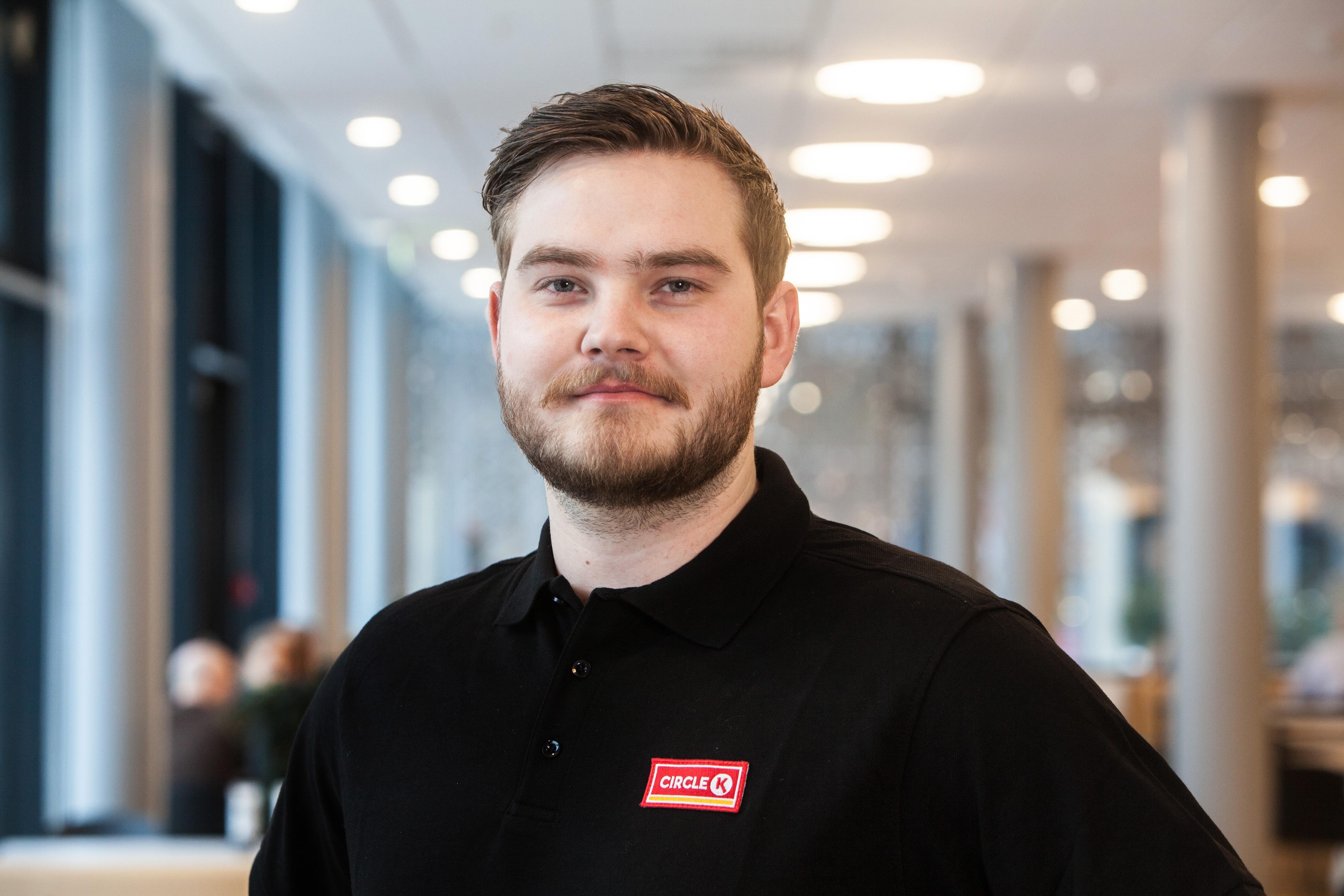 Alf (25) fra Høylandet valgt ut til talentprogram / Jobb og ...